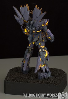 RG Unicorn Gundam 02 Banshee Norn (Lighting Model) 21 by Judson Weinsheimer