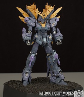 RG Unicorn Gundam 02 Banshee Norn (Lighting Model) 19 by Judson Weinsheimer