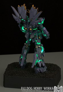 RG Unicorn Gundam 02 Banshee Norn (Lighting Model) 23 by Judson Weinsheimer