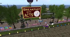 Breakfast with ACTS!
