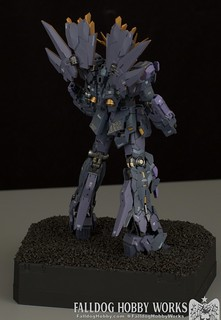RG Unicorn Gundam 02 Banshee Norn (Lighting Model) 22 by Judson Weinsheimer