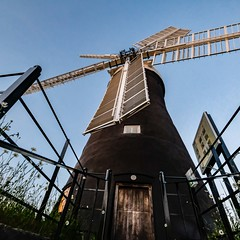 Holgate Windmill, May 2020 - 11