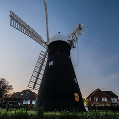 Holgate Windmill, May 2020 - 13