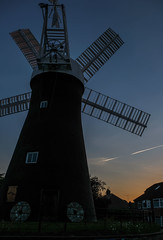 Holgate Windmill, May 2020 - 08