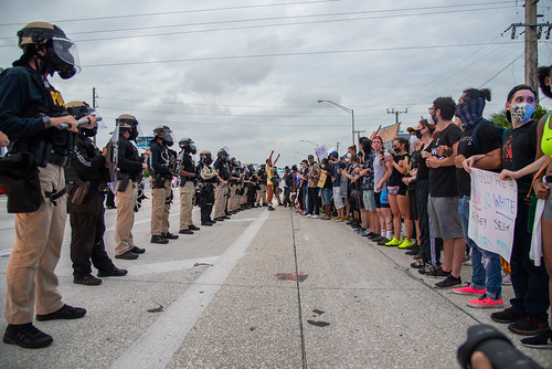Miami Protest, June 7, 2020 by Mike Shaheen, on Flickr