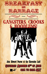 Breakfast in Babbage: Gangsters, Crooks & Hoodlums!