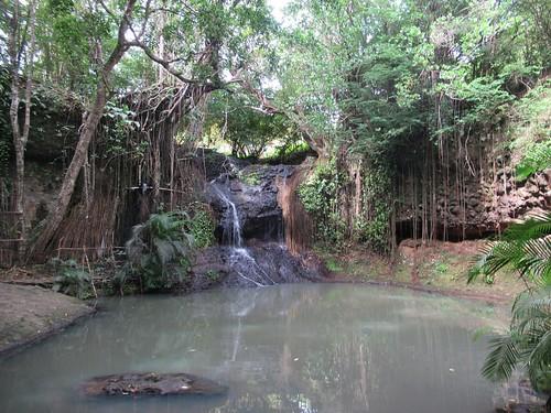 Latille Waterfall