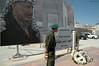 FUTUR MAUSOLEU A YASER ARAFAT (Palestina, març de 2007)