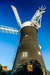 Holgate Windmill, May 2020 - 19