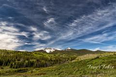 June 2, 2020 - Beautiful mountain scene. (Tony's Takes)