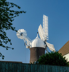 Holgate Windmill, May 2020 - 23