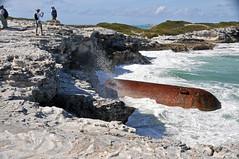 Shipwreck (Rice Bay, San Salvador Island, Bahamas) 36