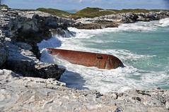 Shipwreck (Rice Bay, San Salvador Island, Bahamas) 35