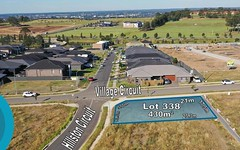 Lot 338, 1 Hillston Circuit, Gregory Hills NSW
