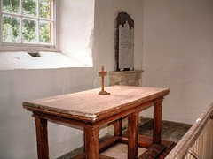 Photo of Bayvil , Pembrokeshire, St Andrew, altar