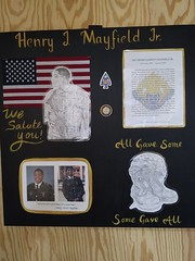 Fallen Soldier memorialized at contingency locations