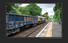 Wellingborough empties returns and RTC 37 Test Train along the Hope Valley Line - 6426