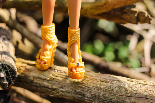 Fashion royalty FR2//Flat Feet doll Shoes /<01/>