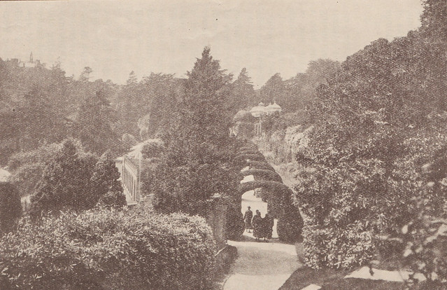 The Yew Arches in the 1930s