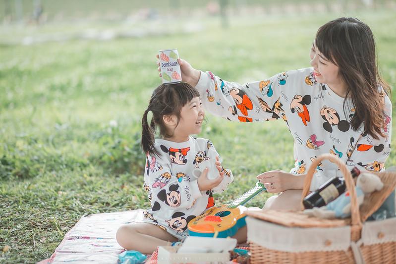 [親子寫真] 棠棠 兒童寫真 @ 三重大都會公園 | 婚攝楊康