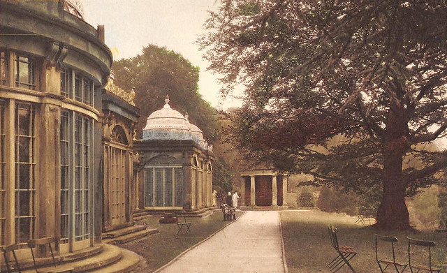 The Grand Conservatories pre-war