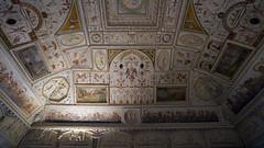 Grotesques, Sala della Biblioteca, Castel Sant'Angelo (Mausoleum of Hadrian)