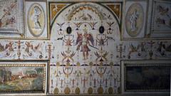 Saint Michael, Sala della Biblioteca, Castel Sant'Angelo (Mausoleum of Hadrian)