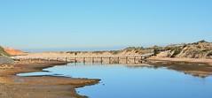 Onkaparinga River Estuary, Adelaide, South Australia