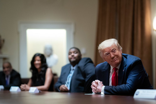 President Trump Participates in a Roundt by The White House, on Flickr