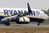 EI-EBZ Ryanair B737-800 London Stansted Airport