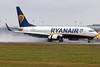 EI-EBD Ryanair B737-800 London Stansted Airport