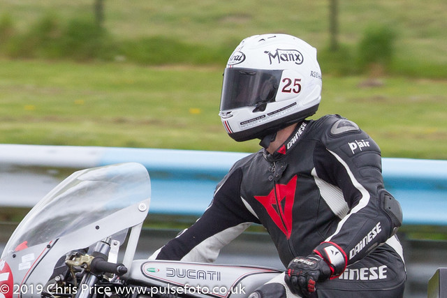 CRMC Pembrey 2019 Race 32 ACU Post Classic