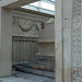 Ara Pacis Augustae, view through east entry