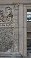 Ara Pacis Augustae, pilaster