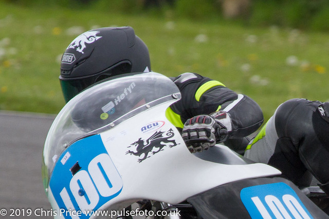 CRMC Pembrey 2019 Race 33 ACU Classic 500