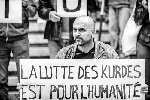 """""""La lutte des Kurde est pour l'humanité"""""""