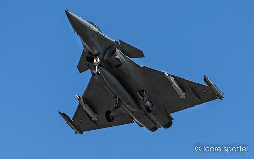 Dassault Aviation Rafale. Armée de l'Air (French Air Force). 7-GJ.