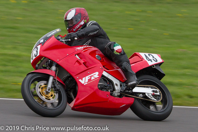 CRMC Castle Combe 2019 - Race 19 Pre-1987 Production