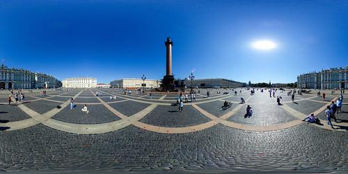 360° | Palace Square