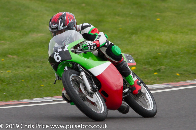 CRMC Castle Combe 2019 - Race 11 Post Classic 125cc