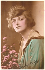 Miss Gladys Cooper, AKA Lady Pearson