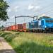 Oisterwijk LTE 186 942 'Attracktive Forces' Mannheim-Wörth Shuttle