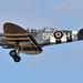 Supermarine Spitfire T.9 'PV202 / 5R-H' (G-CCCA)