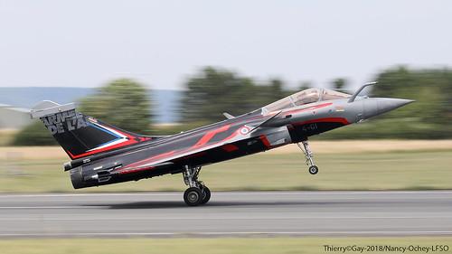 French Air Force Dassault Rafale C - 4-GI