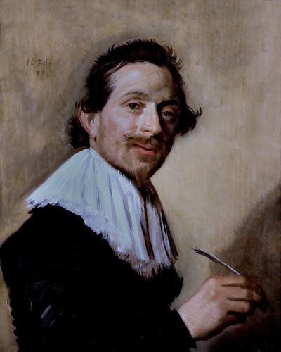 IMG_4938F Frans Hals. 1582-1666. Haarlem.   Portrait of Jean de la Chambre at the Age of 33.   vers 1638.   Londres. National Gallery.