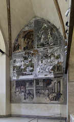 Mantegna, Life of St Christopher, Ovetari Chapel