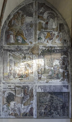 Mantegna, Life of St James, Ovetari Chapel