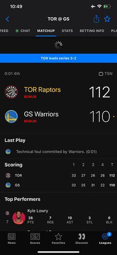 Lost  @aircanada  wifi with 1 second remaining and  @Raptors  leading by 2 points - passenger tension palpable, and the winner is...