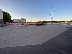 Empty Construction Site