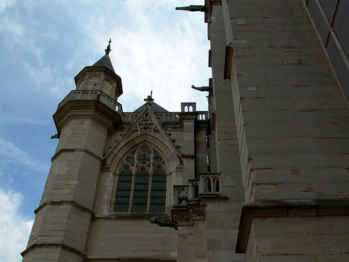 Saint-Chapelle de Vincennes Tower